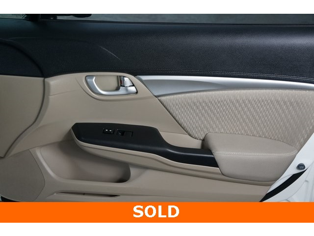 2014 Honda Civic 4D Sedan - 504279 - Image 27