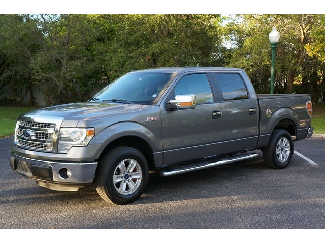 2014 Ford F-150 4D SuperCrew - 504277 - Image 3