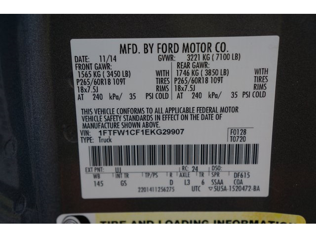 2014 Ford F-150 4D SuperCrew - 504277 - Image 40