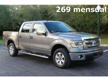 2014 Ford F-150 4D SuperCrew - 504277 - Image 1