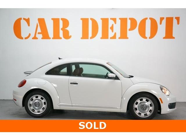 2015 Volkswagen Beetle 2D Hatchback - 504293 - Image 8