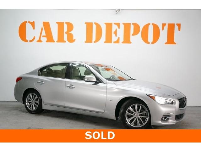 2017 INFINITI Q50 4D Sedan - 504294 - Image 1
