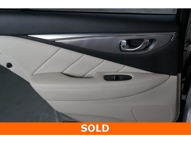 2017 INFINITI Q50 4D Sedan - 504294 - Image 23