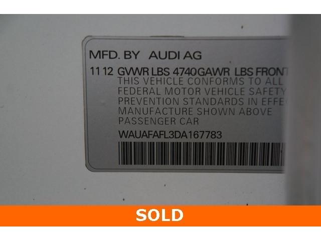 2013 Audi A4 FrontTrak 4D Sedan - 504309 - Image 40