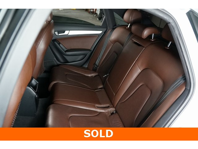 2013 Audi A4 FrontTrak 4D Sedan - 504309 - Image 24