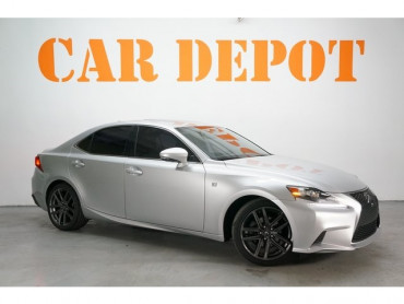 2015 Lexus IS 4D Sedan - 504317T - Image 1