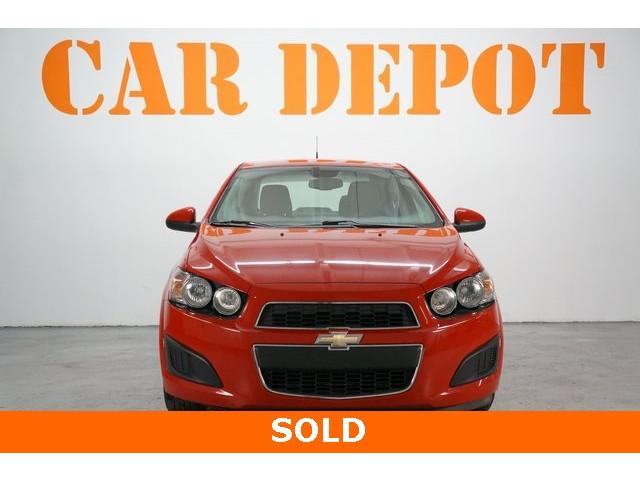 2012 Chevrolet Sonic 4D Sedan - 504329 - Image 2