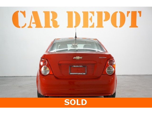 2012 Chevrolet Sonic 4D Sedan - 504329 - Image 6