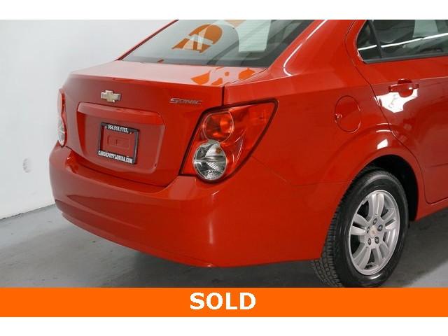 2012 Chevrolet Sonic 4D Sedan - 504329 - Image 12