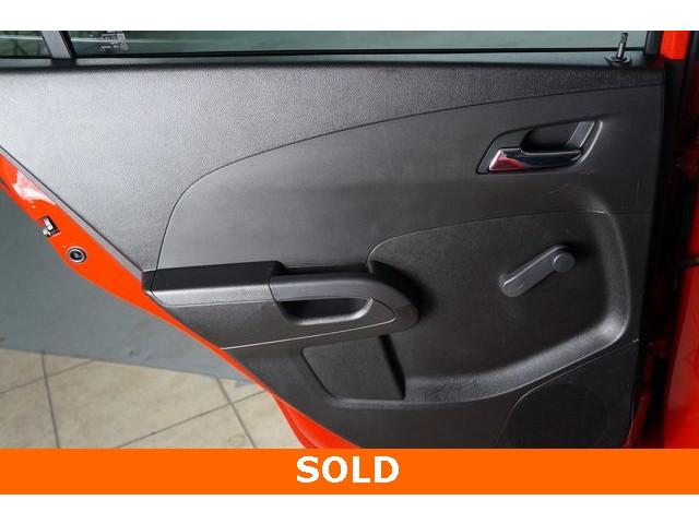 2012 Chevrolet Sonic 4D Sedan - 504329 - Image 22