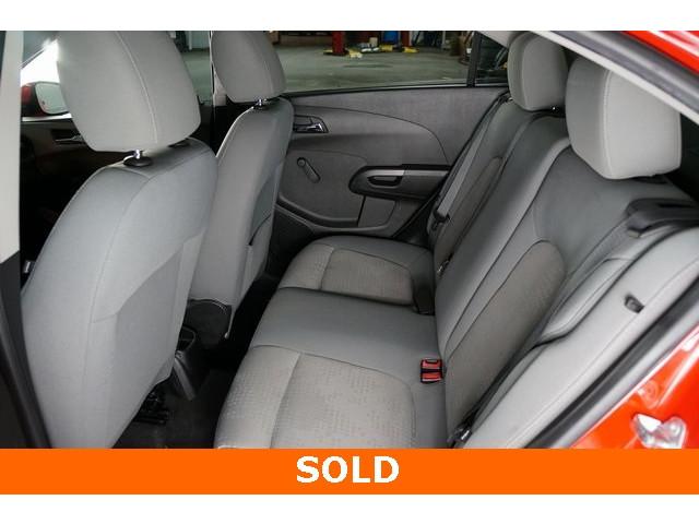 2012 Chevrolet Sonic 4D Sedan - 504329 - Image 24