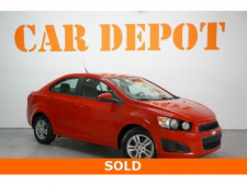 2012 Chevrolet Sonic 4D Sedan - 504329 - Thumbnail 1