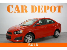 2012 Chevrolet Sonic 4D Sedan - 504329 - Thumbnail 3