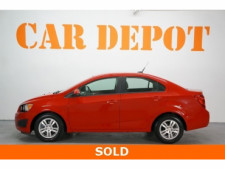 2012 Chevrolet Sonic 4D Sedan - 504329 - Thumbnail 4
