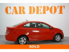 2012 Chevrolet Sonic 4D Sedan - 504329 - Thumbnail 7