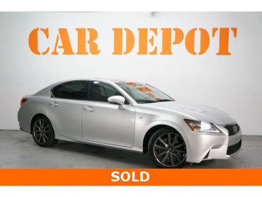 2015 Lexus GS 4D Sedan - 504312T - Image 1