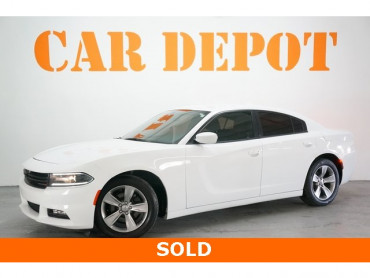 2018 Dodge Charger Plus 4D Sedan - 504314T - Image 1