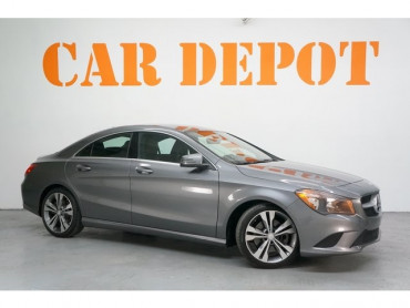 2015 Mercedes-Benz CLA 4D Sedan - 504346T - Image 1