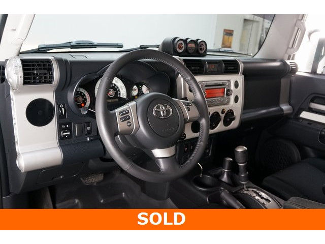 2012 Toyota FJ Cruiser 4D Sport Utility - 504354 - Image 19