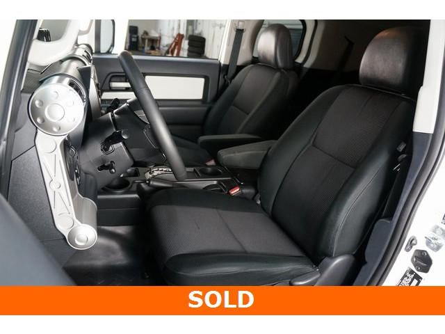 2012 Toyota FJ Cruiser 4D Sport Utility - 504354 - Image 20