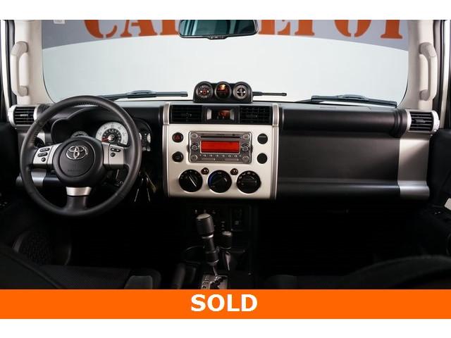 2012 Toyota FJ Cruiser 4D Sport Utility - 504354 - Image 28