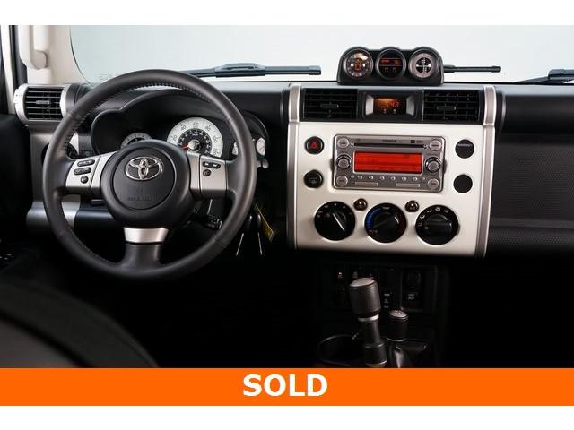 2012 Toyota FJ Cruiser 4D Sport Utility - 504354 - Image 29