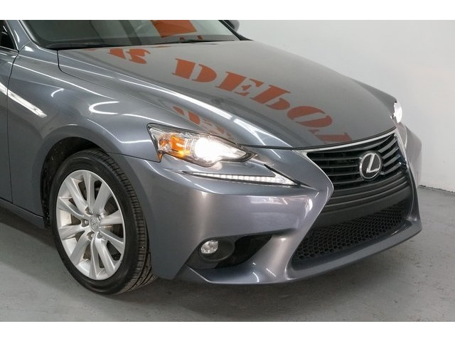 2015 Lexus IS 4D Sedan - 504374 - Image 9