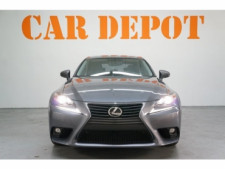 2015 Lexus IS 4D Sedan - 504374 - Thumbnail 2
