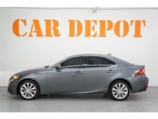 2015 Lexus IS 4D Sedan - 504374 - Thumbnail 4