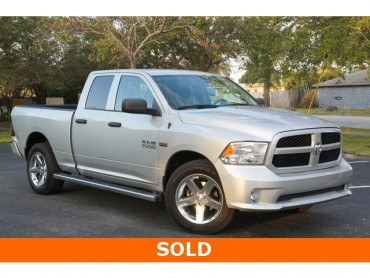 2016 Ram 1500 4D Extended Cab - 504371 - Image 1