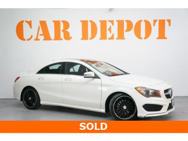 2015 Mercedes-Benz CLA 4D Sedan - 504362T - Image 1