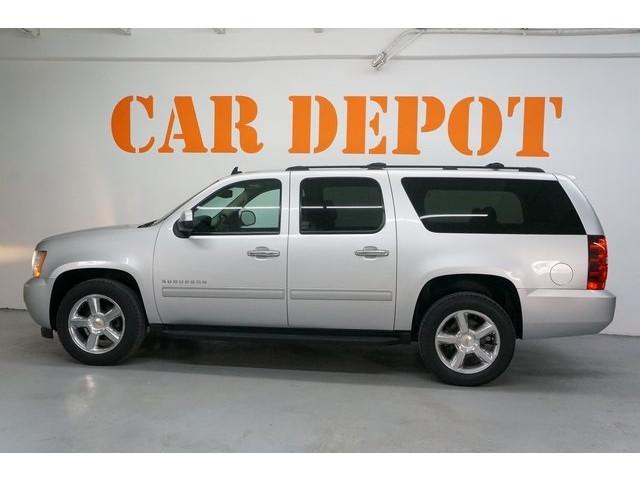 2014 Chevrolet Suburban 1500 4D Sport Utility - 504401 - Image 4