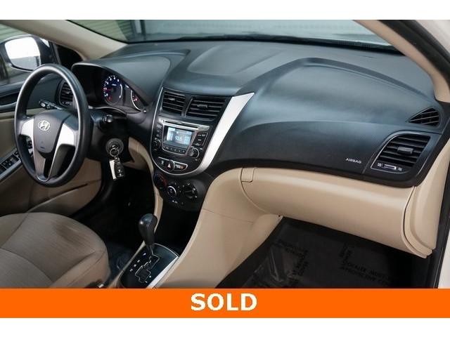 2016 Hyundai Accent 4D Sedan - 504398 - Image 27