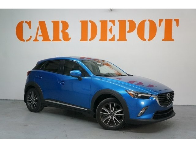 2016 Mazda CX-3 4D Sport Utility - 504403 - Image 1