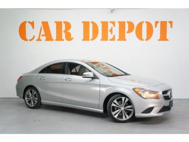 2016 Mercedes-Benz CLA CLA250C 4D Sedan - 504405 - Image 1