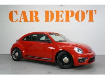 2014 Volkswagen Beetle 2D Hatchback - 504418 - Image 1