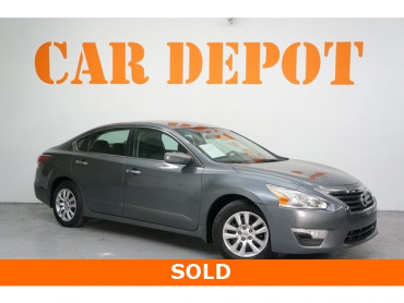 2015 Nissan Altima 4D Sedan - 504424 - Image 1