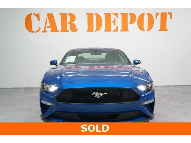 2018 Ford Mustang 2D Coupe - 504436 - Image 2