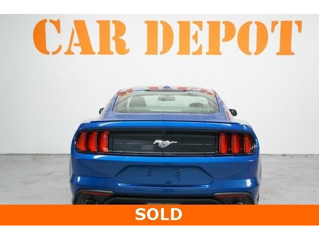 2018 Ford Mustang 2D Coupe - 504436 - Image 6