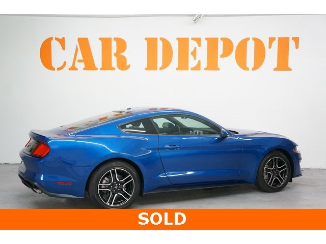 2018 Ford Mustang 2D Coupe - 504436 - Image 7