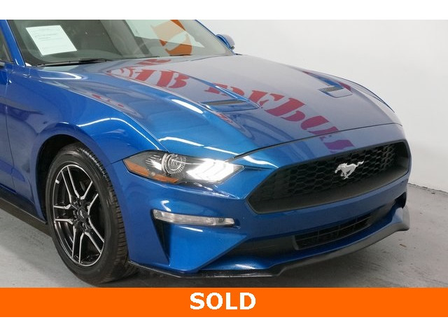 2018 Ford Mustang 2D Coupe - 504436 - Image 9