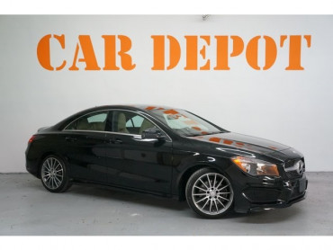 2016 Mercedes-Benz CLA 4D Sedan - 504734T - Image 1