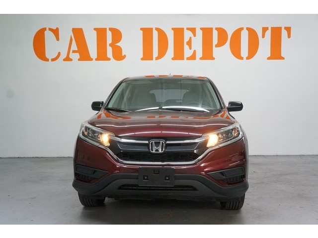 2015 Honda CR-V 4D Sport Utility - 504505J - Image 2