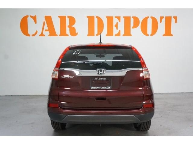 2015 Honda CR-V 4D Sport Utility - 504505J - Image 6