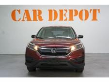 2015 Honda CR-V 4D Sport Utility - 504505J - Thumbnail 2