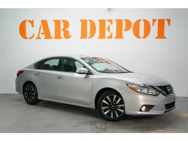 2017 Nissan Altima 4D Sedan - 504526 - Image 1