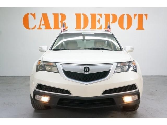 2012 Acura MDX SH-AWD 4D Sport Utility - 504587D - Image 2