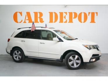 2012 Acura MDX 4D Sport Utility - 504587D - Image 1