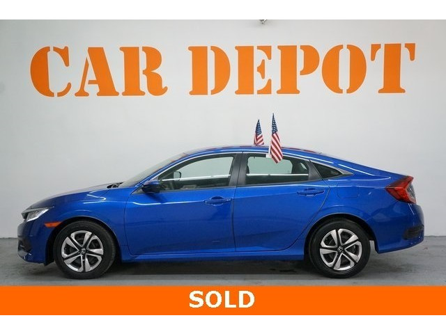 2016 Honda Civic 4D Sedan - 504599 - Image 4
