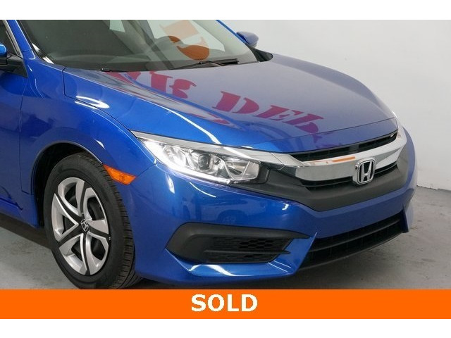 2016 Honda Civic 4D Sedan - 504599 - Image 9